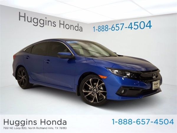 2019 Honda Civic in North Richland Hills, TX