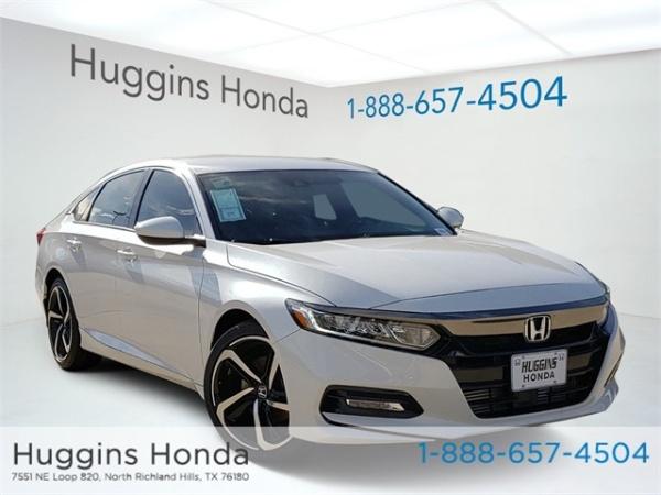 2020 Honda Accord in North Richland Hills, TX