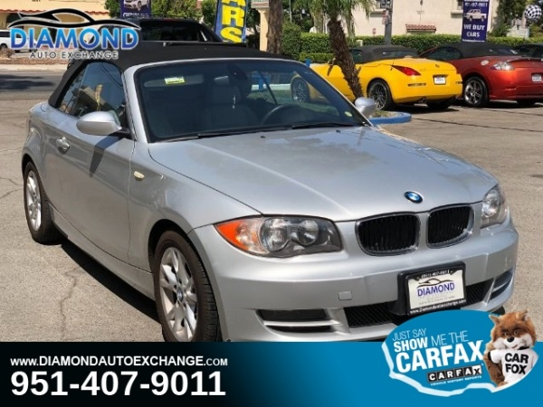 2009 bmw 1 series 128i convertible