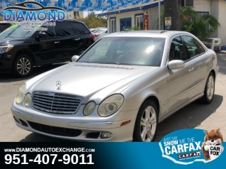 Used Mercedes Benz E Class For Sale In Paramount Ca 516 Used E