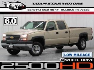 Used Chevrolet Silverado 2500hd For Sale Search 3286 Used