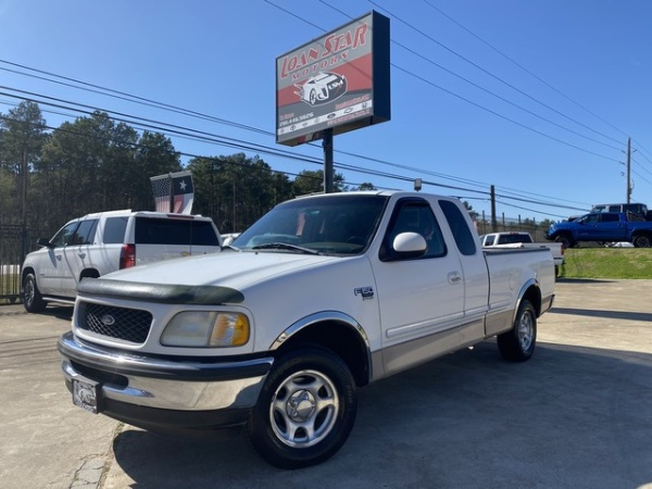1998 Ford F-150 in Humble, TX