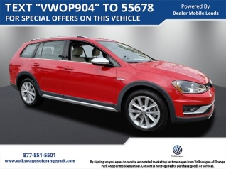 2018 Volkswagen Golf Alltrack Prices Incentives Amp Dealers
