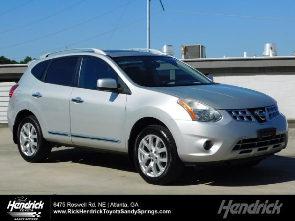 2012 Nissan Rogue Dealer Inventory In Atlanta, GA (30301) [change Location]