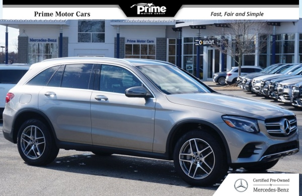 2019 Mercedes-Benz GLC in Scarborough, ME