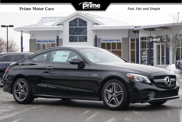2020 Mercedes-Benz C-Class in Scarborough, ME