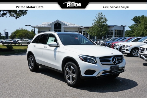 2019 Mercedes-Benz GLC in Scarborough, ME