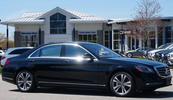 2020 Mercedes-Benz S-Class in Scarborough, ME