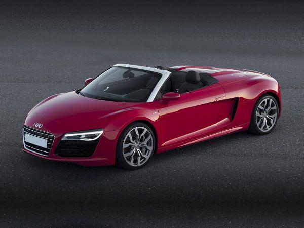 2014 Audi R8 V10