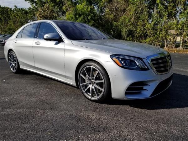 2020 Mercedes-Benz S-Class in West Palm Beach, FL