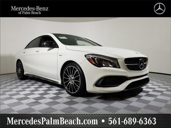 2018 Mercedes-Benz CLA in West Palm Beach, FL