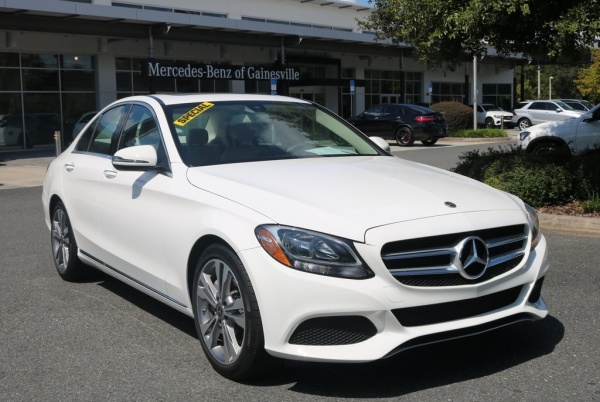 2018 Mercedes-Benz C-Class in Gainesville, FL