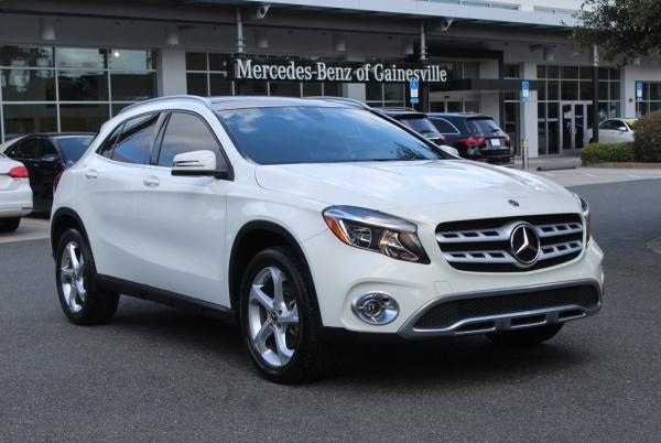 2018 Mercedes-Benz GLA in Gainesville, FL