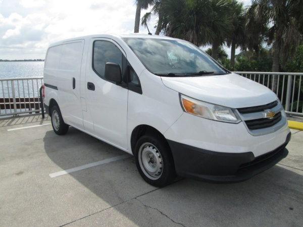 2015 Chevrolet City Express Cargo Van in Melbourne, FL