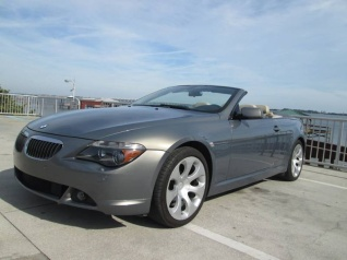 Used Bmw 6 Series >> Used Bmw 6 Series For Sale In Orlando Fl Truecar