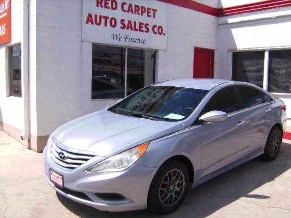 2012 Hyundai Sonata in Seguin, TX