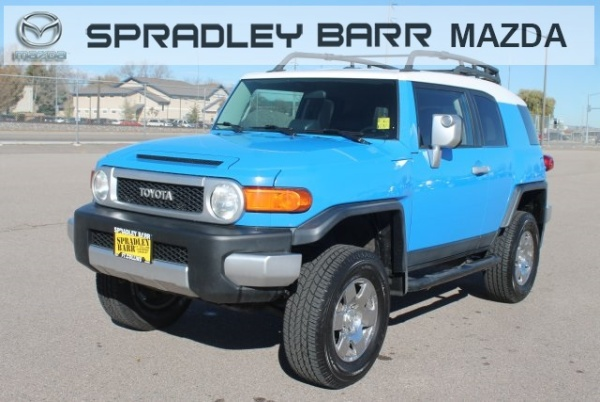 used toyota fj cruiser for sale in fort collins co u s news world report. Black Bedroom Furniture Sets. Home Design Ideas