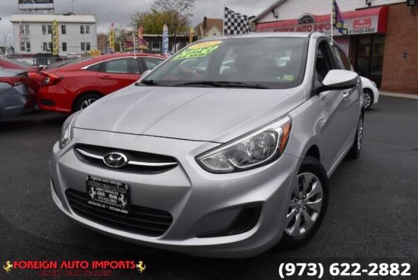 2017 Hyundai Accent in Irvington, NJ