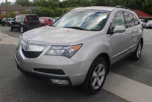 2013 Acura MDX in Graham, NC