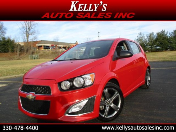 2013 Chevrolet Sonic in Canton, OH