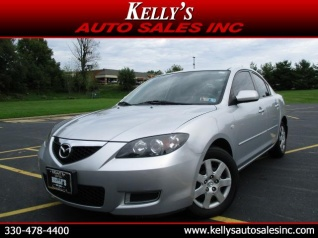 Used 2008 Mazda Mazda3 I Sport 4 Door Automatic For Sale In Canton, OH