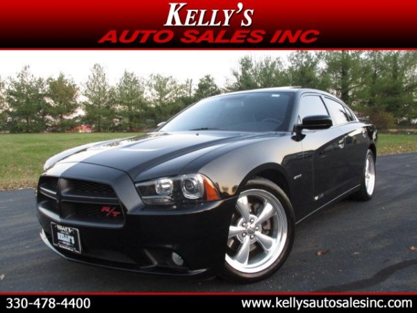 2013 Dodge Charger Road/Track