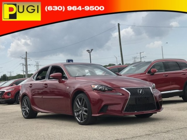 2015 Lexus IS in Downers Grove, IL