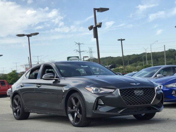 2019 Genesis G70 in Downers Grove, IL