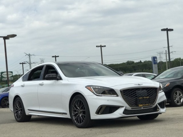 2019 Genesis G80 in Downers Grove, IL