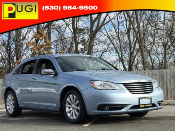 2013 Chrysler 200 in Downers Grove, IL