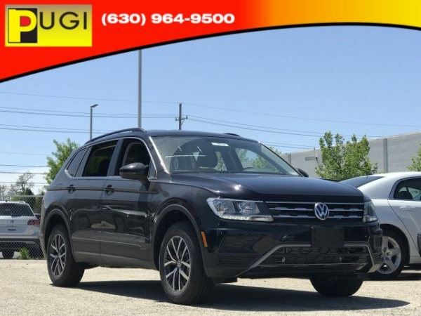 2019 Volkswagen Tiguan Se 4motion For Sale In Downers