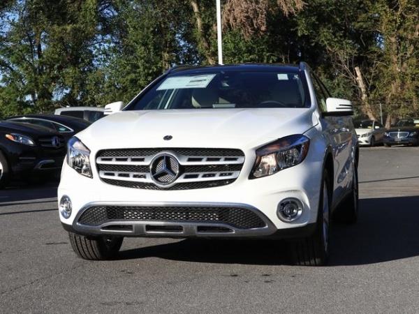 2020 Mercedes-Benz GLA-Class GLA 250 4MATIC