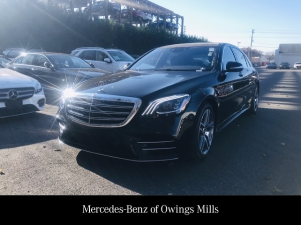 2020 Mercedes-Benz S-Class in Owings Mills, MD