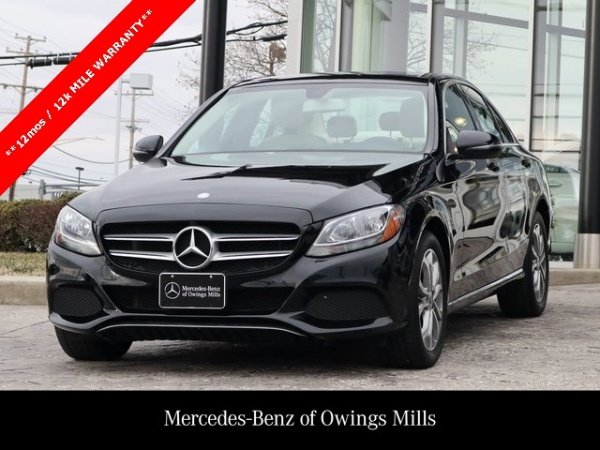 2017 Mercedes-Benz C-Class in Owings Mills, MD