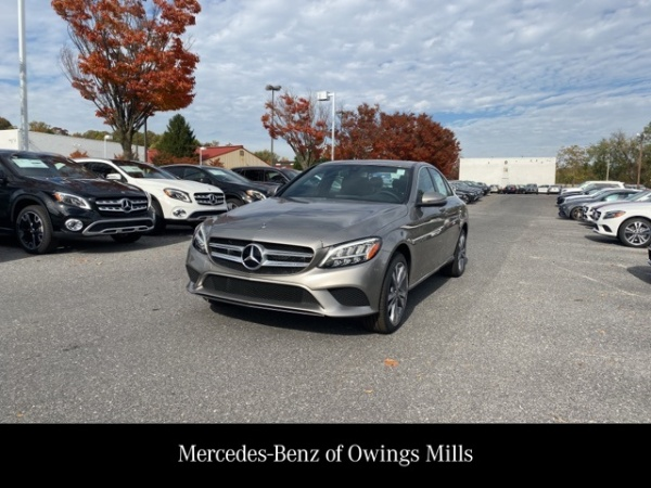2020 Mercedes-Benz C-Class in Owings Mills, MD
