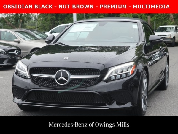Mercedes Owings Mills >> 2019 Mercedes Benz C Class C 300 Cabriolet 4matic For Sale