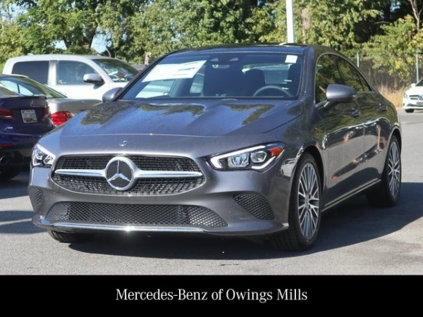 Mercedes Owings Mills >> 2020 Mercedes Benz Cla Cla 250 4matic For Sale In Owings