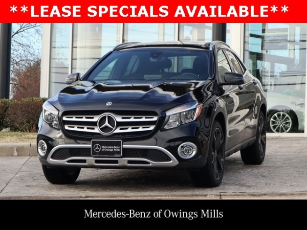 Mercedes Owings Mills >> 2019 Mercedes Benz Gla Gla 250 Fwd For Sale In Owings Mills