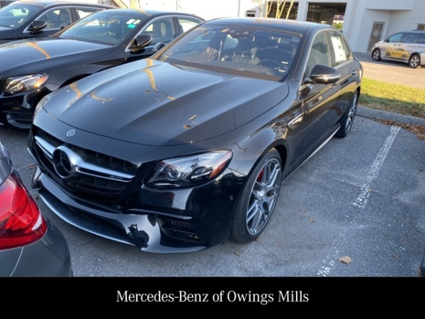 2019 Mercedes-Benz E-Class in Owings Mills, MD