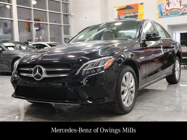 2019 Mercedes-Benz C-Class in Owings Mills, MD