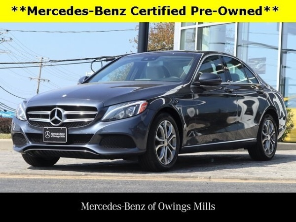 2016 Mercedes-Benz C-Class in Owings Mills, MD