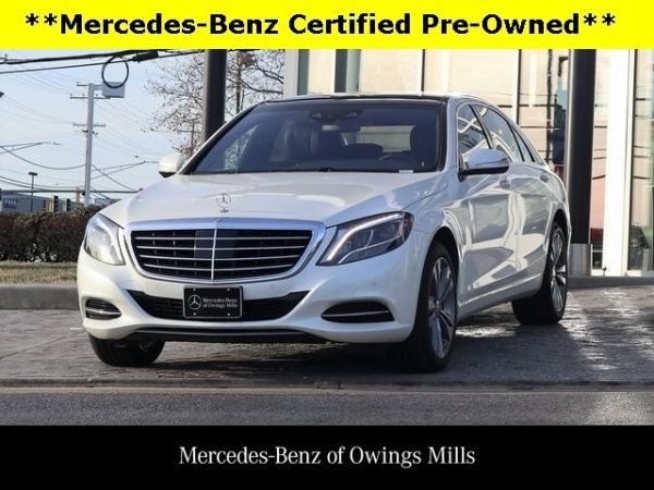 2016 Mercedes-Benz S-Class in Owings Mills, MD