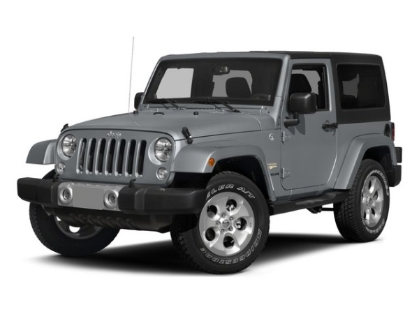 2015 Jeep Wrangler