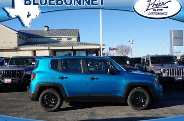 2020 Jeep Renegade in New Braunfels, TX