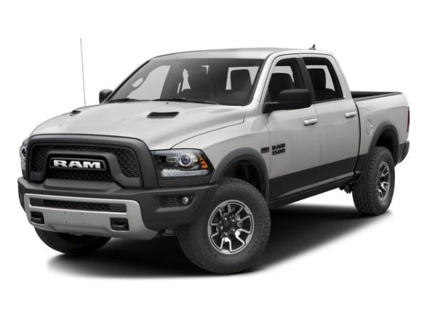 2016 Ram Ram Pickup 1500 Rebel