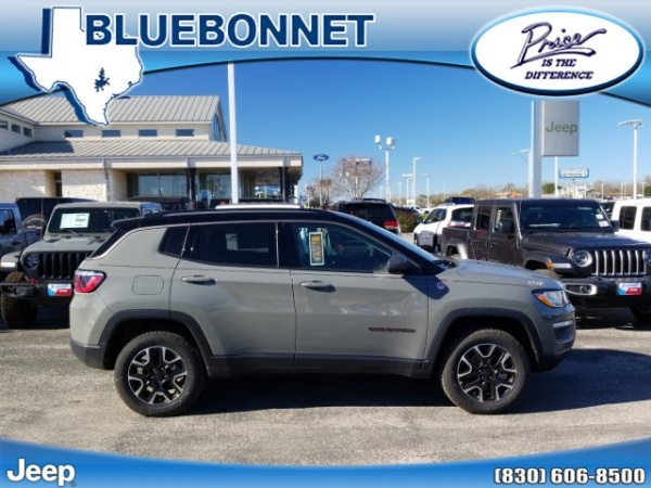2020 Jeep Compass in New Braunfels, TX