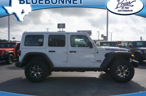 2019 Jeep Wrangler in New Braunfels, TX