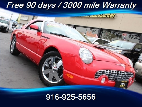 2003 Ford Thunderbird in Sacramento, CA