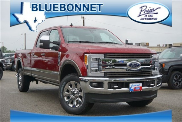 2019 Ford Super Duty F-350 in New Braunfels, TX
