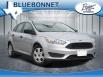 2018 Ford Focus S Sedan for Sale in New Braunfels, TX
